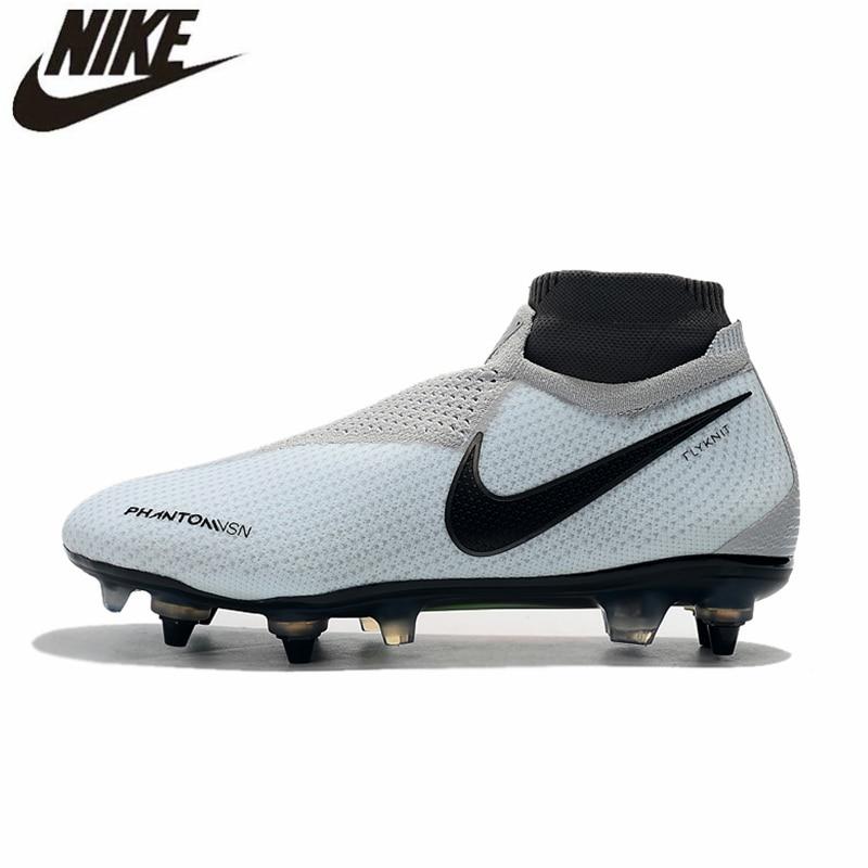 Nike Phantom Soccer Cleats Blue Black Red Soccer Store In 2020 Custom Soccer Cleats Best Soccer Shoes Soccer Shoes