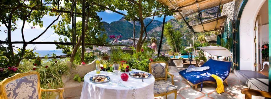 Villa Fiorentino @Positano