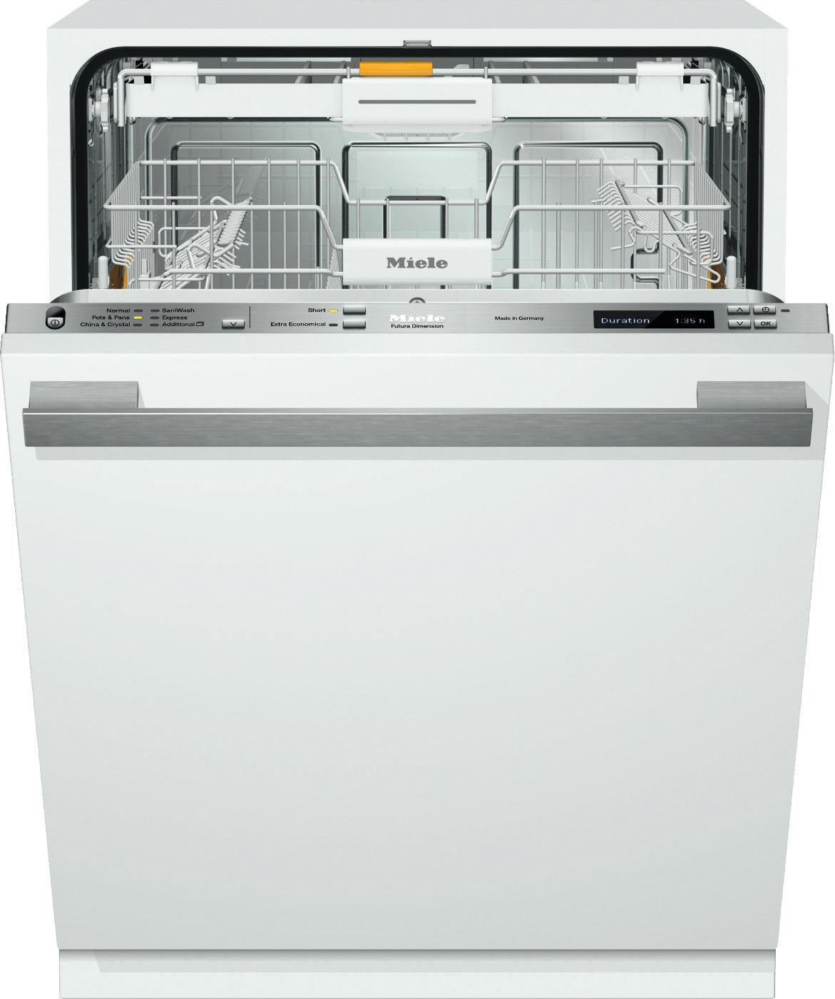 Miele G 6365 Scvi Dimension Dishwasher Integrated Dishwasher