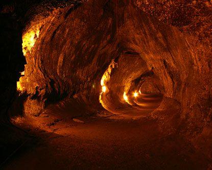 Hawaii Caves - Caverns in Hawaii | Volcano national  park, Hawaii volcanoes national park, Cave