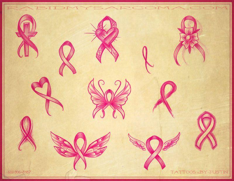23d177022fcd2 pink ribbon tattoos   Pink RIbbon Tattoo Mississippi   Bodyart ...
