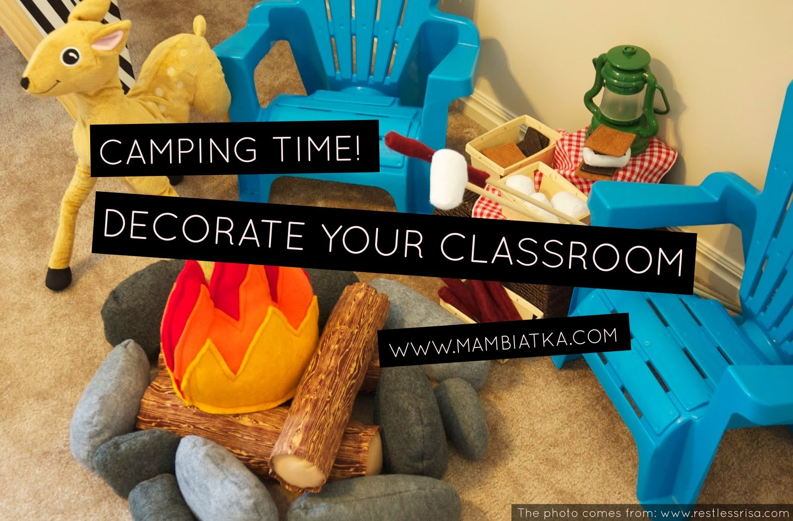 Camping Classroom Decoration : Camping time! decorate your classroom! vbs 2017 pinterest swim
