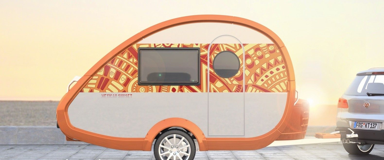 7 best tiny campers for a Fall road trip