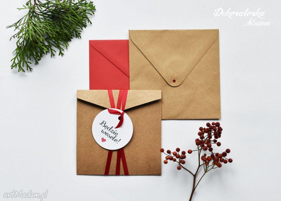 42 best Zaproszenia ślubne images on Pinterest