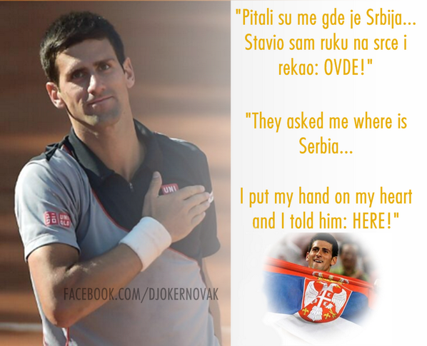 Save Serbia Novak Djokovic Serbian Quotes Serbia Belgrade Serbia