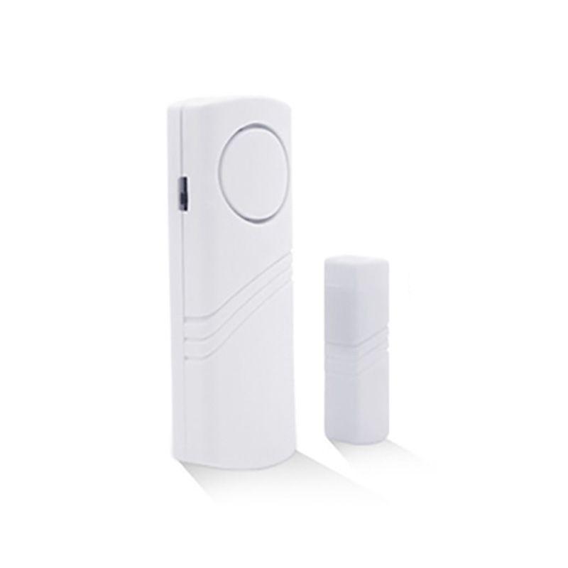 5pcs Lot Wireless Home Security Door Window Entry Alarm Warning