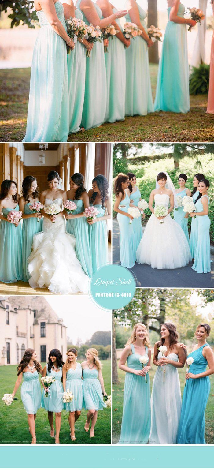 35++ Aqua and peach bridesmaid dresses inspirations