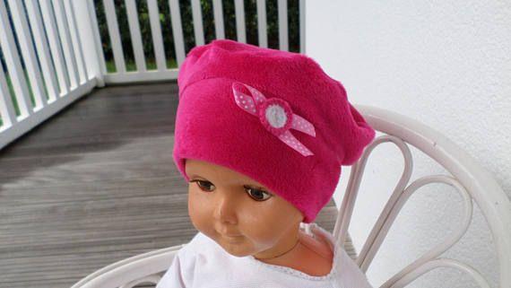 bonnet béret chapeau bébé fille lin eva kids polaire   BONNETS BÉBÉ ... 528a5802065