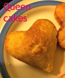 Queen cakes recipe