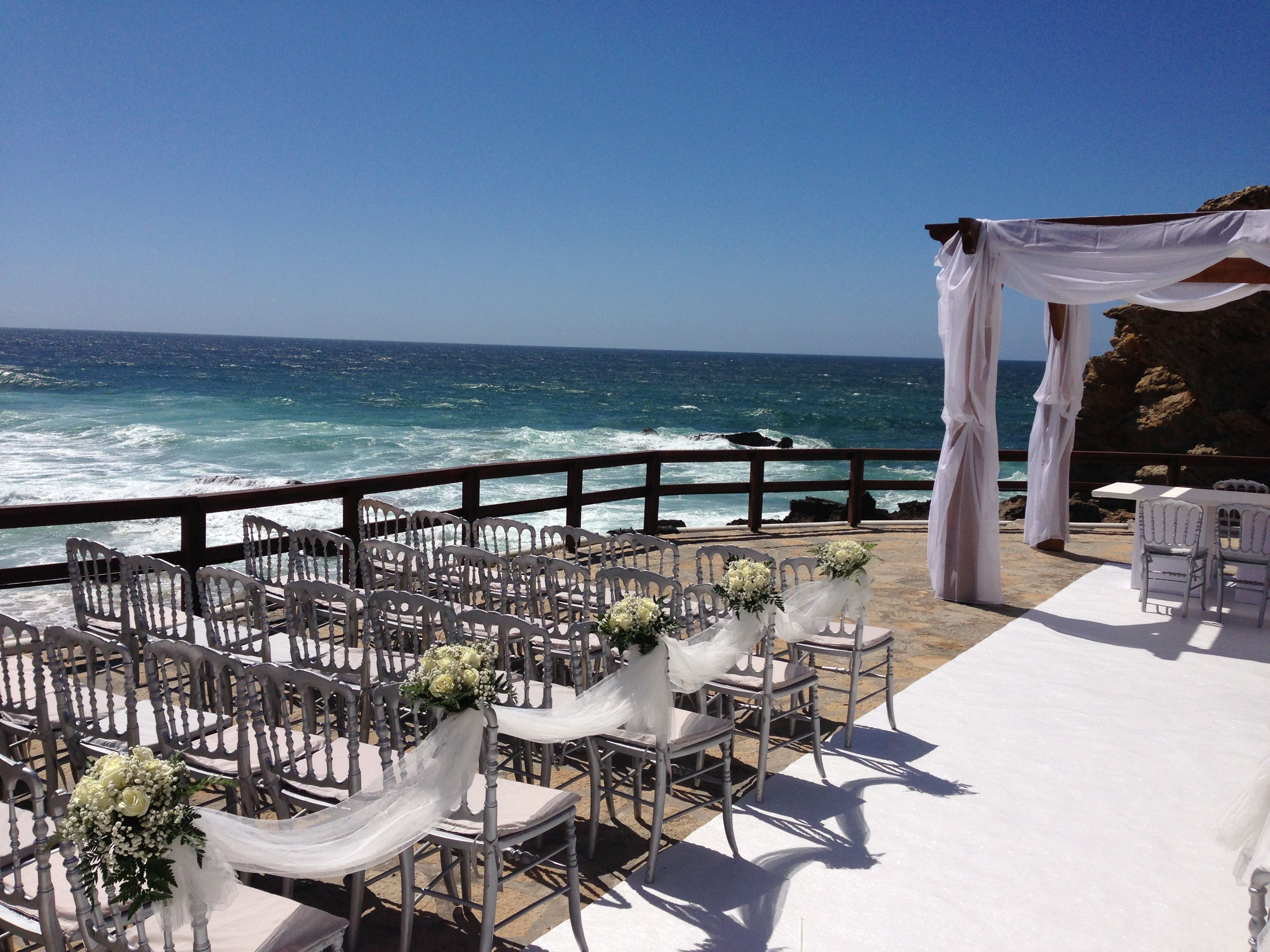 Lisbonweddingplanner Wedding Planners In Portugal Beach By The Sea