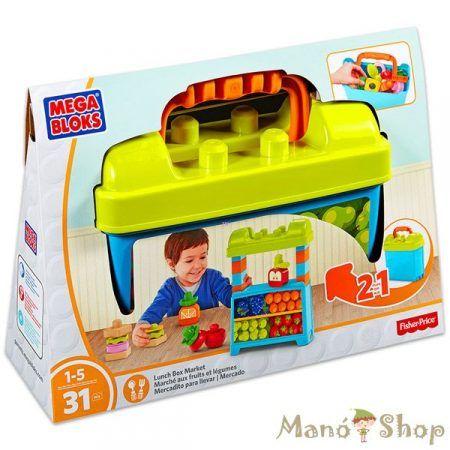 Mega Bloks Mini piac 31 darabos (DPJ54)