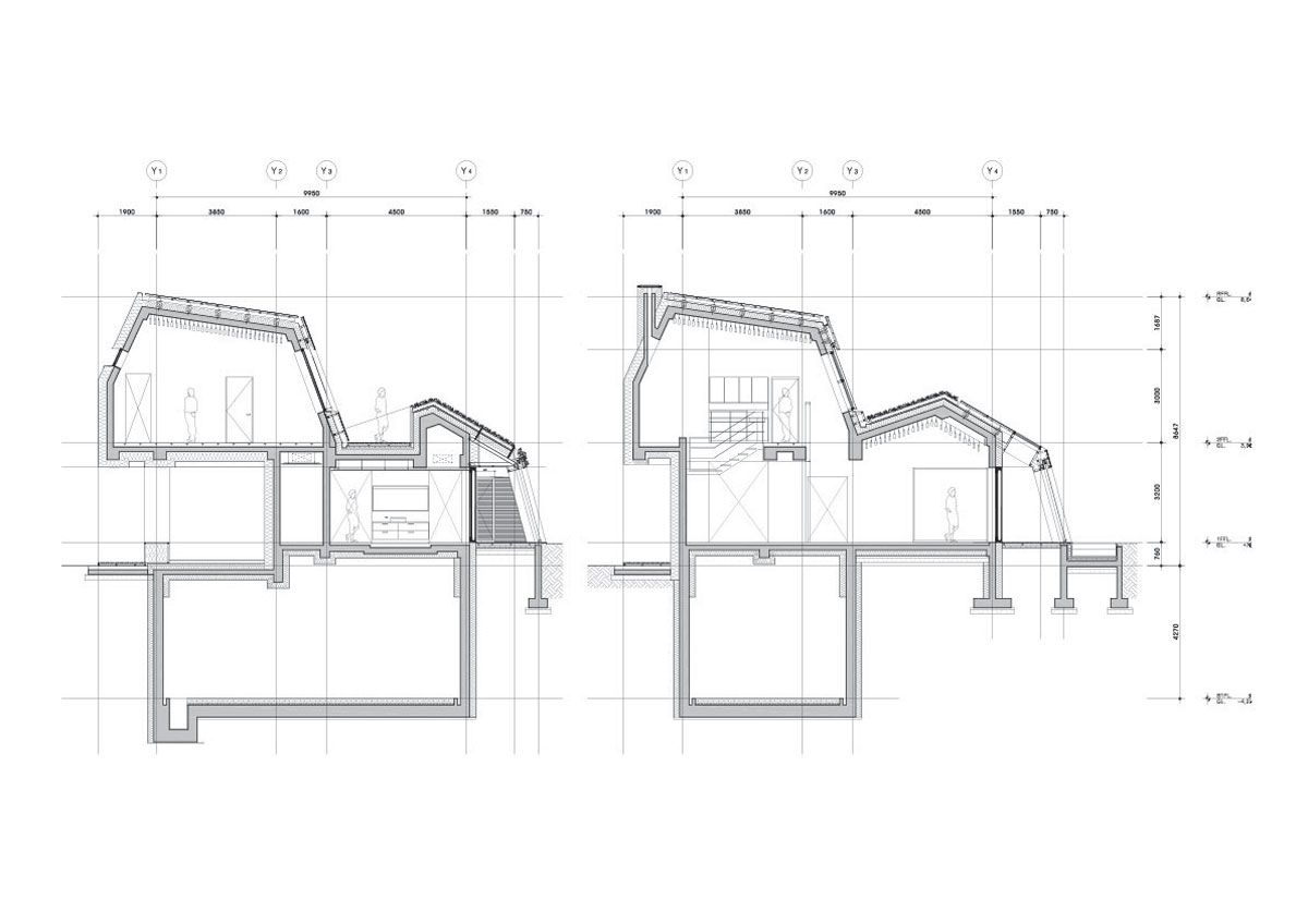 unsangdong architects: sustainable E+ green home | Architects and ...