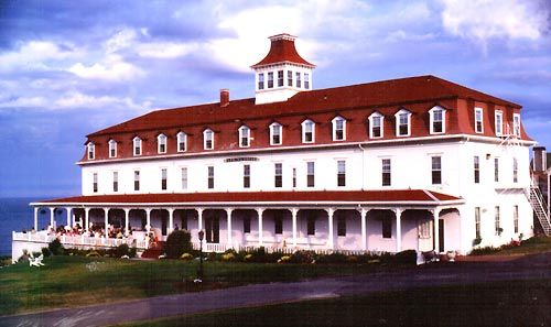 The Spring House, Block Island...worked here one summer...