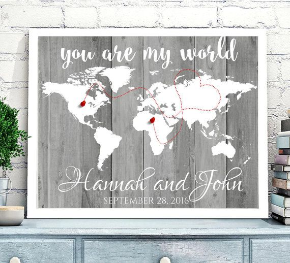 Wedding guest book alternative canvas or posterworld map wedding wedding guest book alternative canvas or posterworld map wedding guestbook wooden wedding guestbook rustic wedding guest book alternative gumiabroncs Choice Image