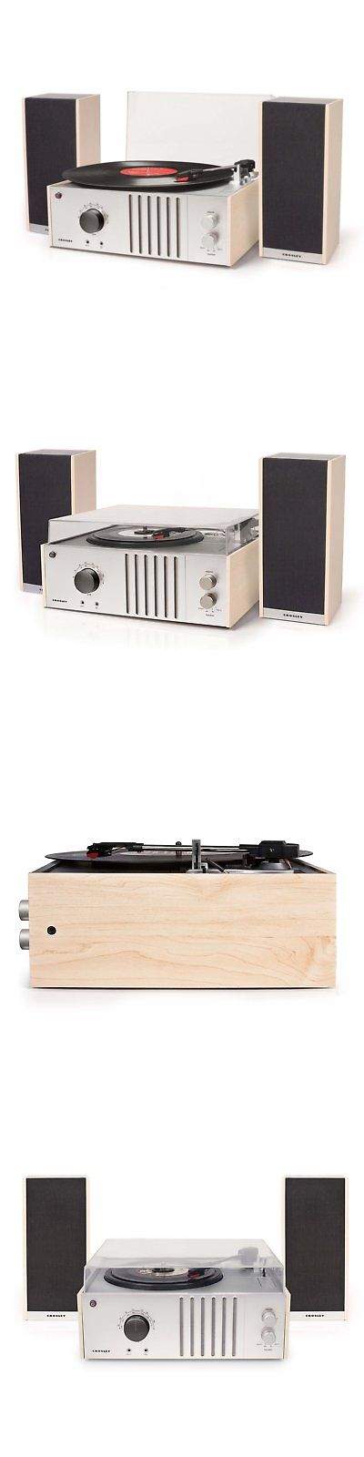 Record Players Home Turntables Crosley Player With Detachable Speakers It Now