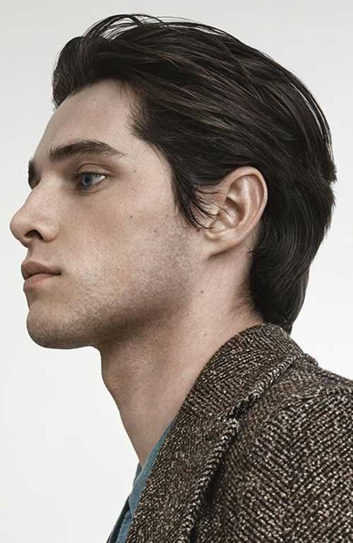 medium haircuts for men 10 hotties pinterest. Black Bedroom Furniture Sets. Home Design Ideas