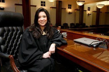 Esther Salas first hispanic | First Hispanic woman appointed U.S. District  Court judge in N.J.