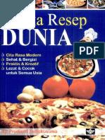45 90 Resep Masakan Menu Praktis Untuk Sebulan Pdf Images Resep Masakan Masakan