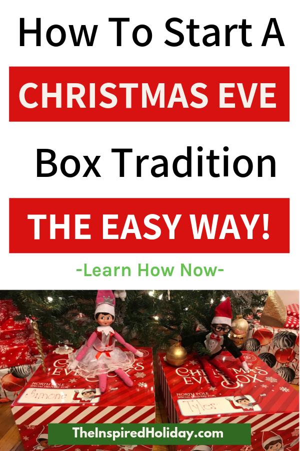 Everything You Need to Make a Christmas Eve Box   Christmas eve box, Christmas eve, Christmas ...