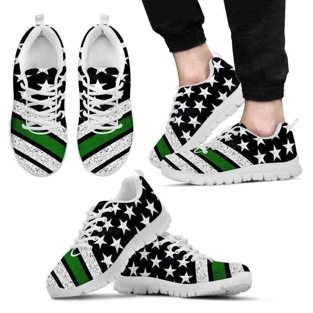 Photo of Thin Green Line Premium Mesh Sneakers