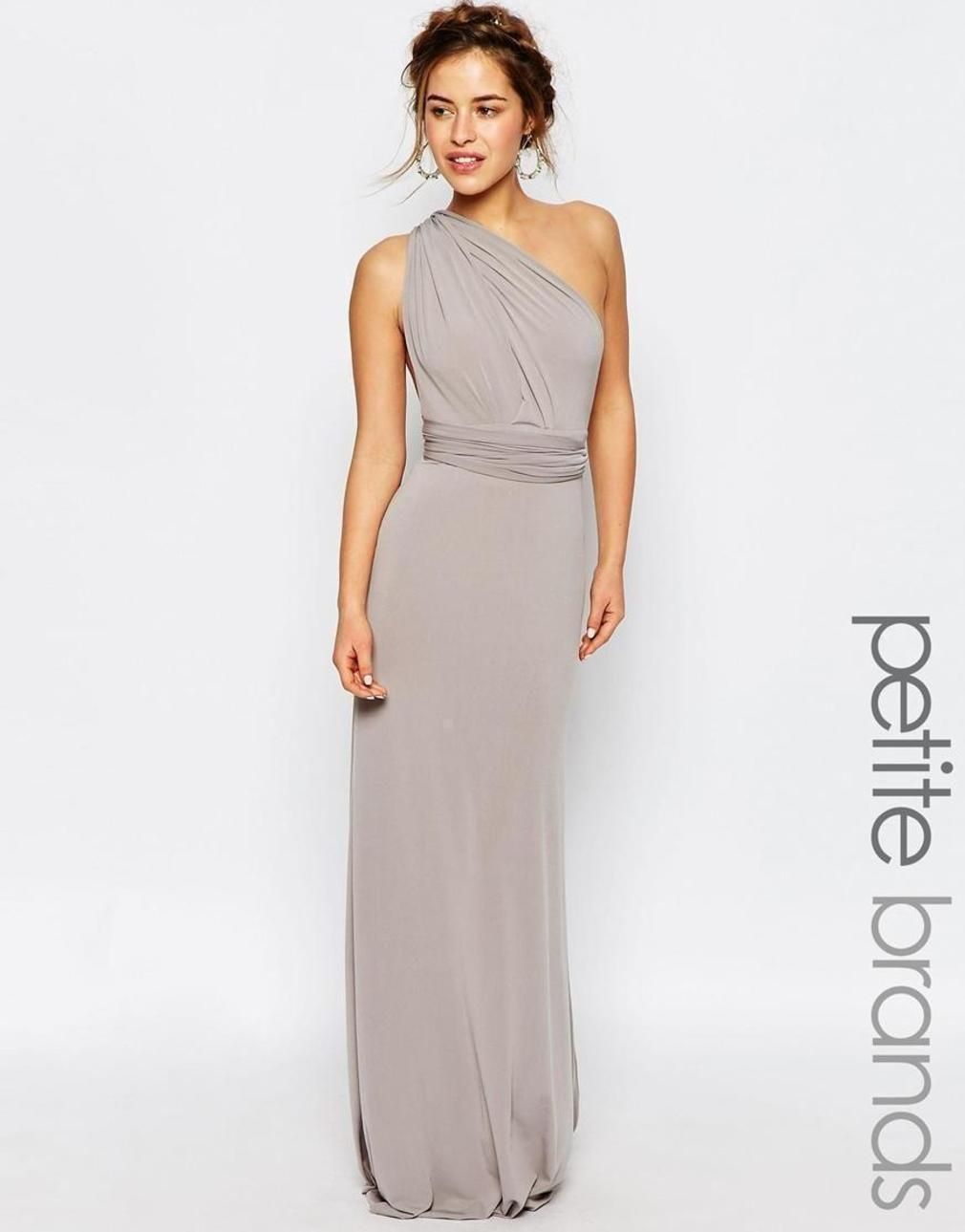 Petite WEDDING Multiway Fishtail Maxi Dress http://picvpic.com/women ...