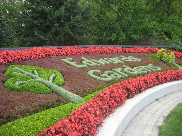 The Tattooed Gardener Edwards Gardens Toronto An Oasis Within The City Famous Gardens