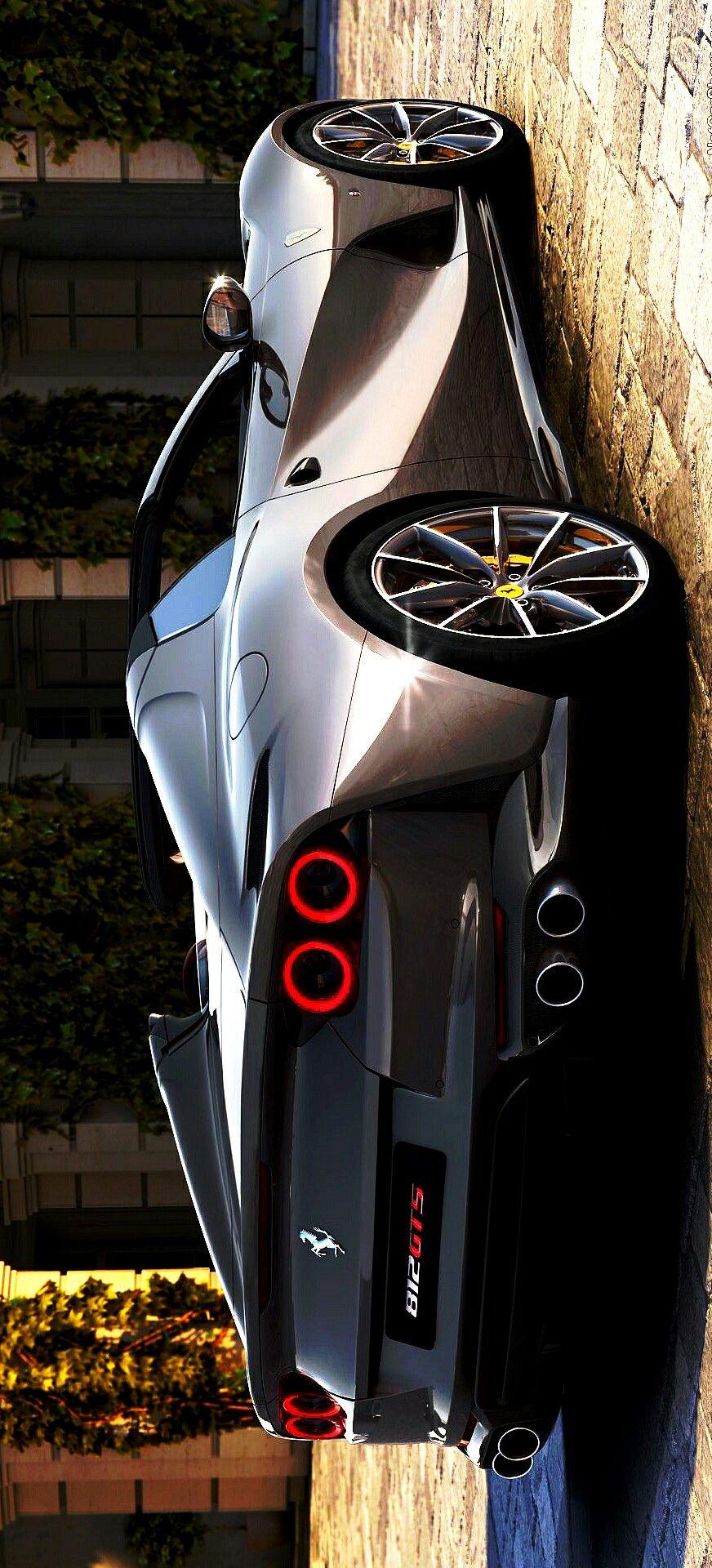 2020 Ferrari 812 Gts Top Speed Luxury Cars Ferrari Sport Cars
