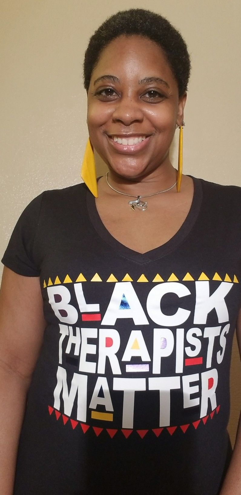 Black therapists matter its ok not to be ok selfcare