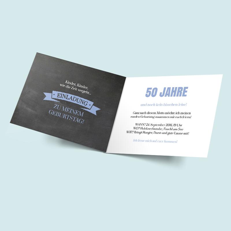 geburtstagskarten: kinder, wie die zeit vergeht, Einladungen