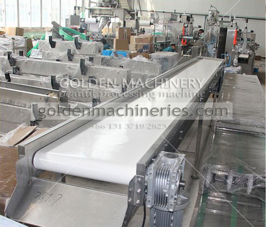Hot Sale Rubber PVC Small Conveyor Belt System is mainly