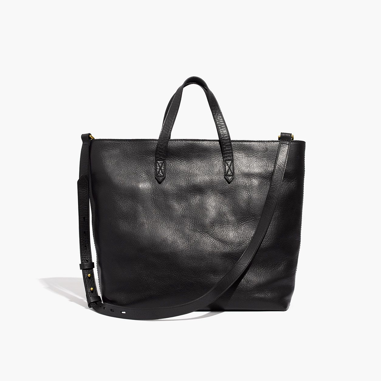057441dc5 Madewell Zip-Top Transport Tote