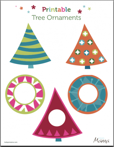 Free Printable Ornaments Paper Christmas Ornaments Printable Christmas Ornaments Free Christmas Printables
