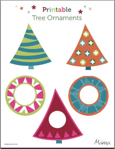 Free Printable Ornaments Printable Christmas Ornaments Paper Christmas Ornaments Free Christmas Printables
