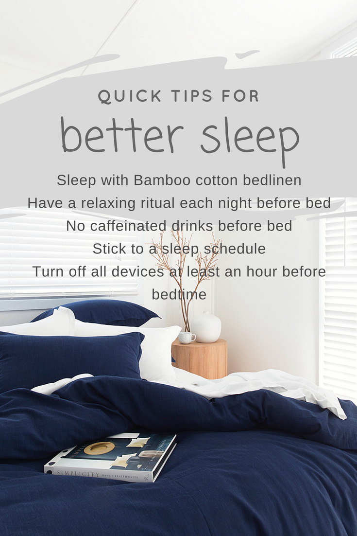 Bedrooms Are For Sleeping And Bamboo Bedlinen Is For Perfect Sleep