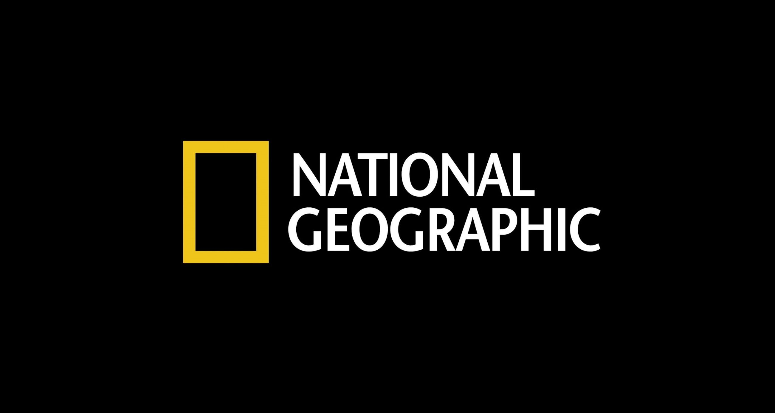 National Geographic Logo HD Wallpaper (With images
