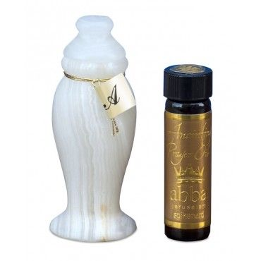 Spikenard Anointing Oil With Alabaster Holder Con Immagini Sfondi
