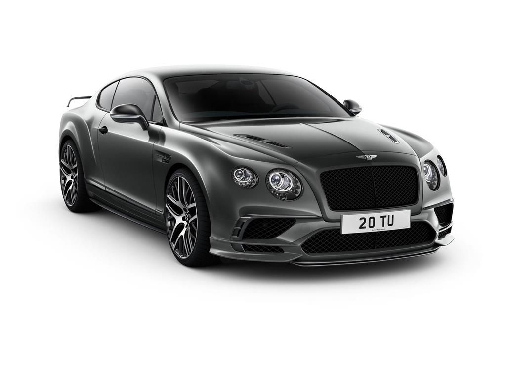 2017 bentley continental gt speed black edition