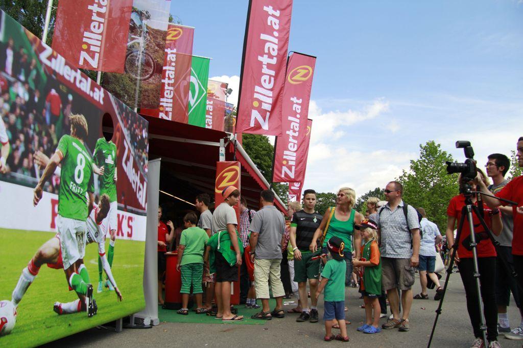 Tag Der Fans Werder 2021