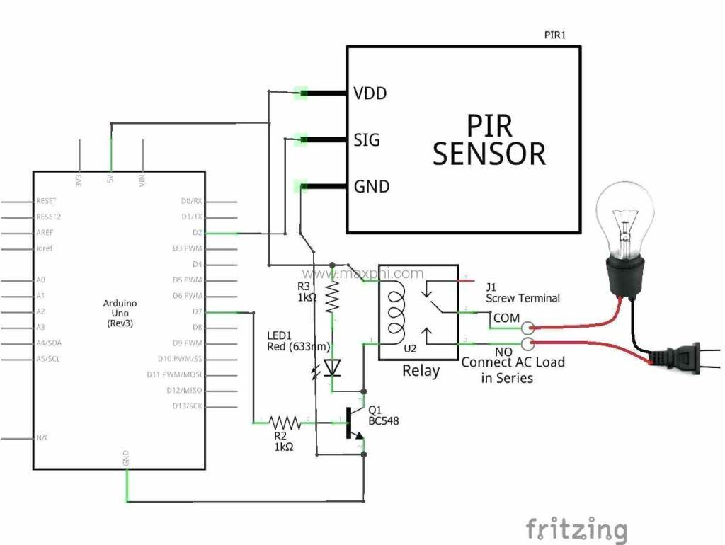 Wiring A Switch Motion