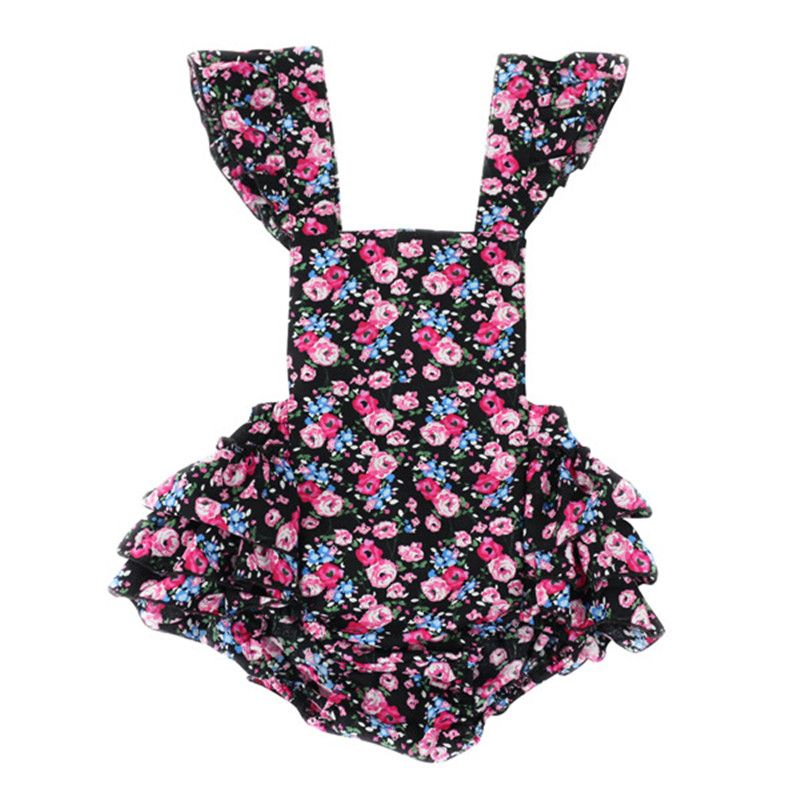 d6d0dded7 2016 New Cute Baby Girls Clothes Infant Kids Summer Sleeveless ...