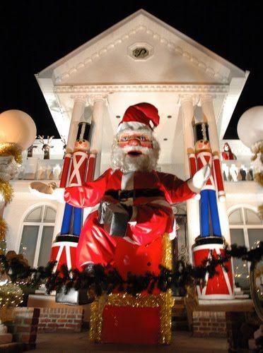 Fachadas decoradas de navidad fachadas de casas y casas - Navidad decoracion casas ...
