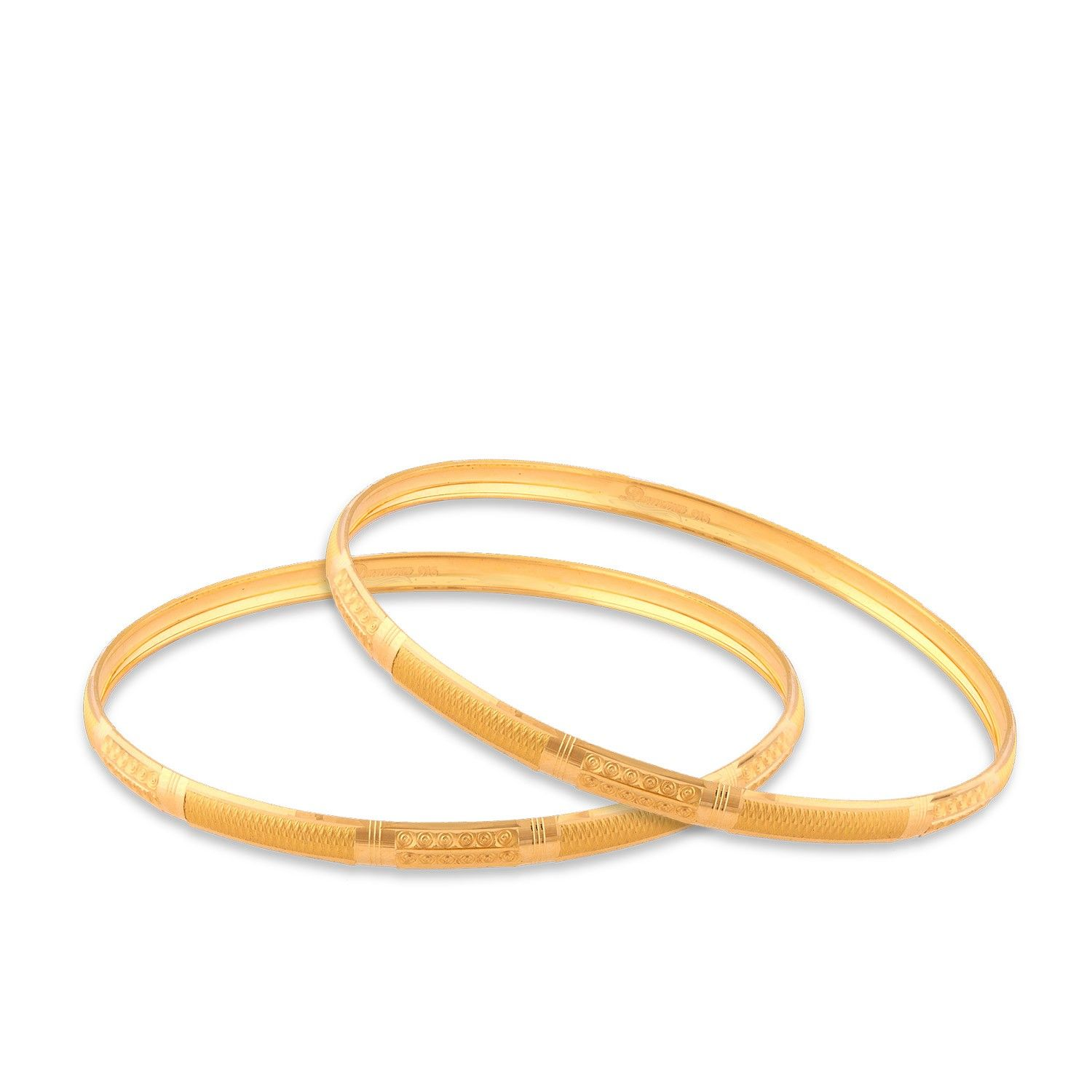 Simple Gold Bangles | Bangles, bracelets ,rings, earnings anklets ...