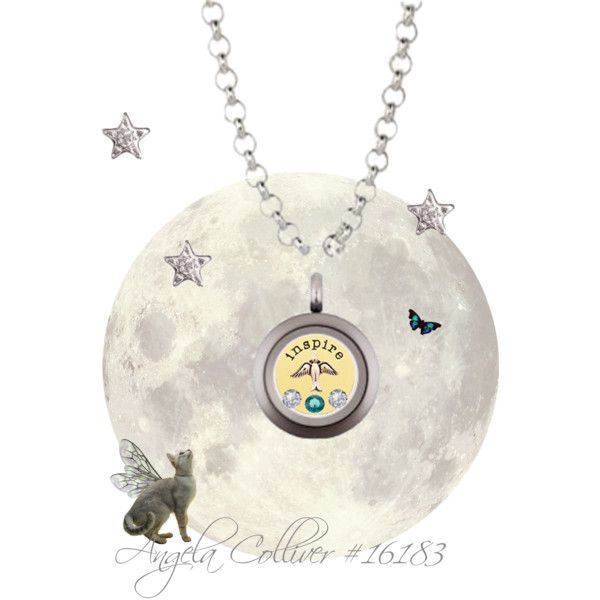 """""""Over the Moon"""" by angelacolliver on Polyvore"""