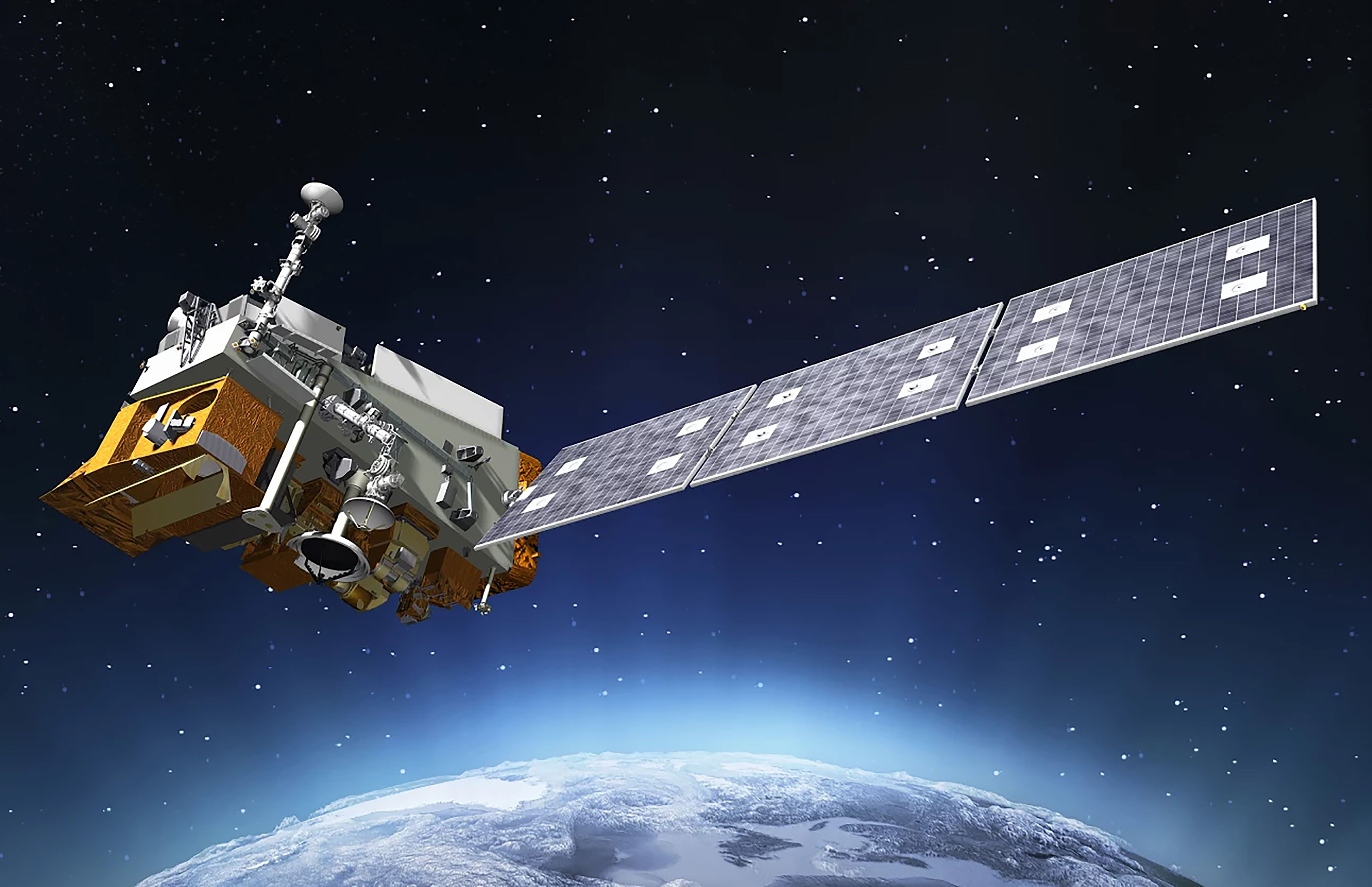 Jpss 1 To Provide More Accurate Environmental Forecasts Weather Satellite Earth Weather Nasa