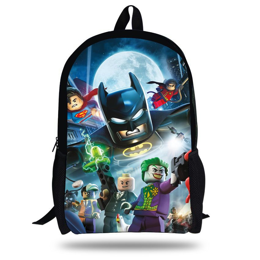 Batman Cool Backpack - free shipping worldwide   Bags   Pinterest ...