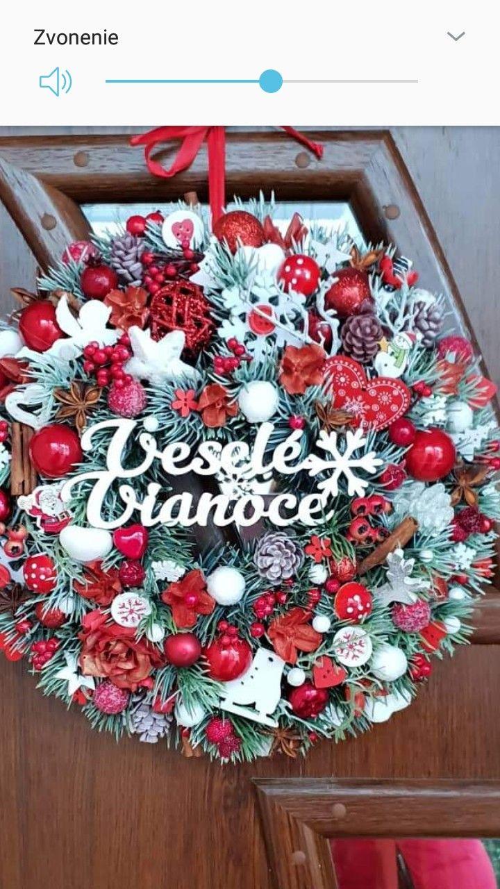 aa5d2439b Moje vianočne výtvory   vianoce   Home Decor, Christmas wreaths a Decor
