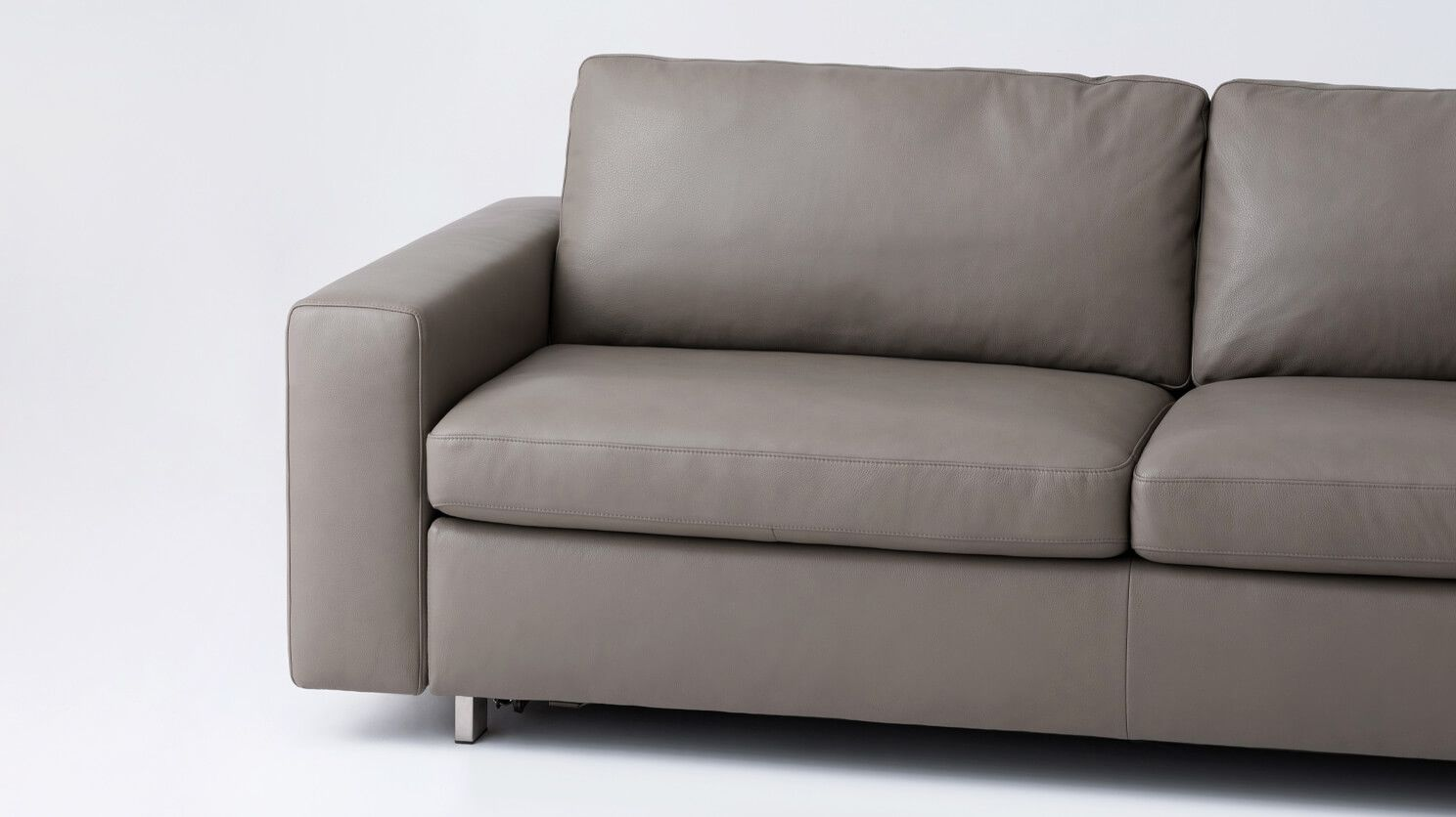 Reva 2 Piece Sectional Sleeper Sofa With Storage Chaise Sectional Sleeper Sofa Sleeper Sofa Sofa