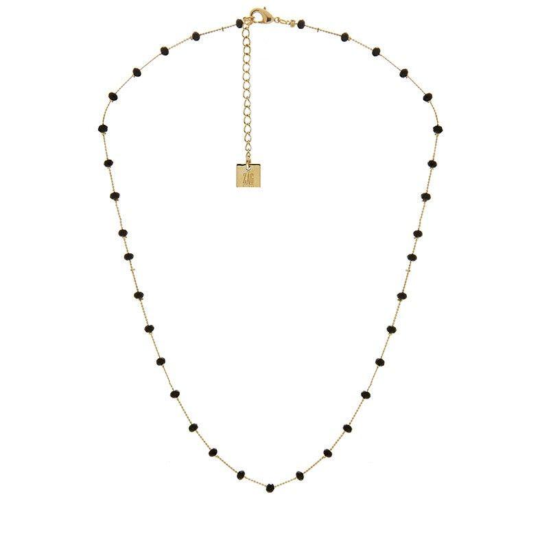 collier perle noire pas cher