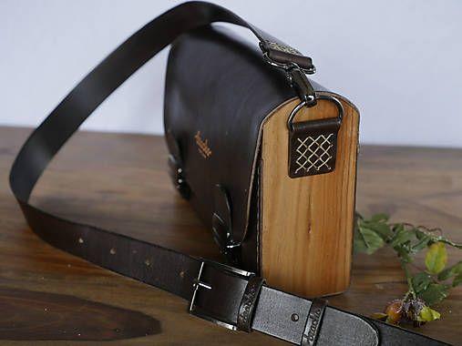 6214e02e7975 bracho / Pánska taška - Messenger Bracho Bernard Brown Кожаные Сумки,  Подвесной Рюкзак, Клатчи