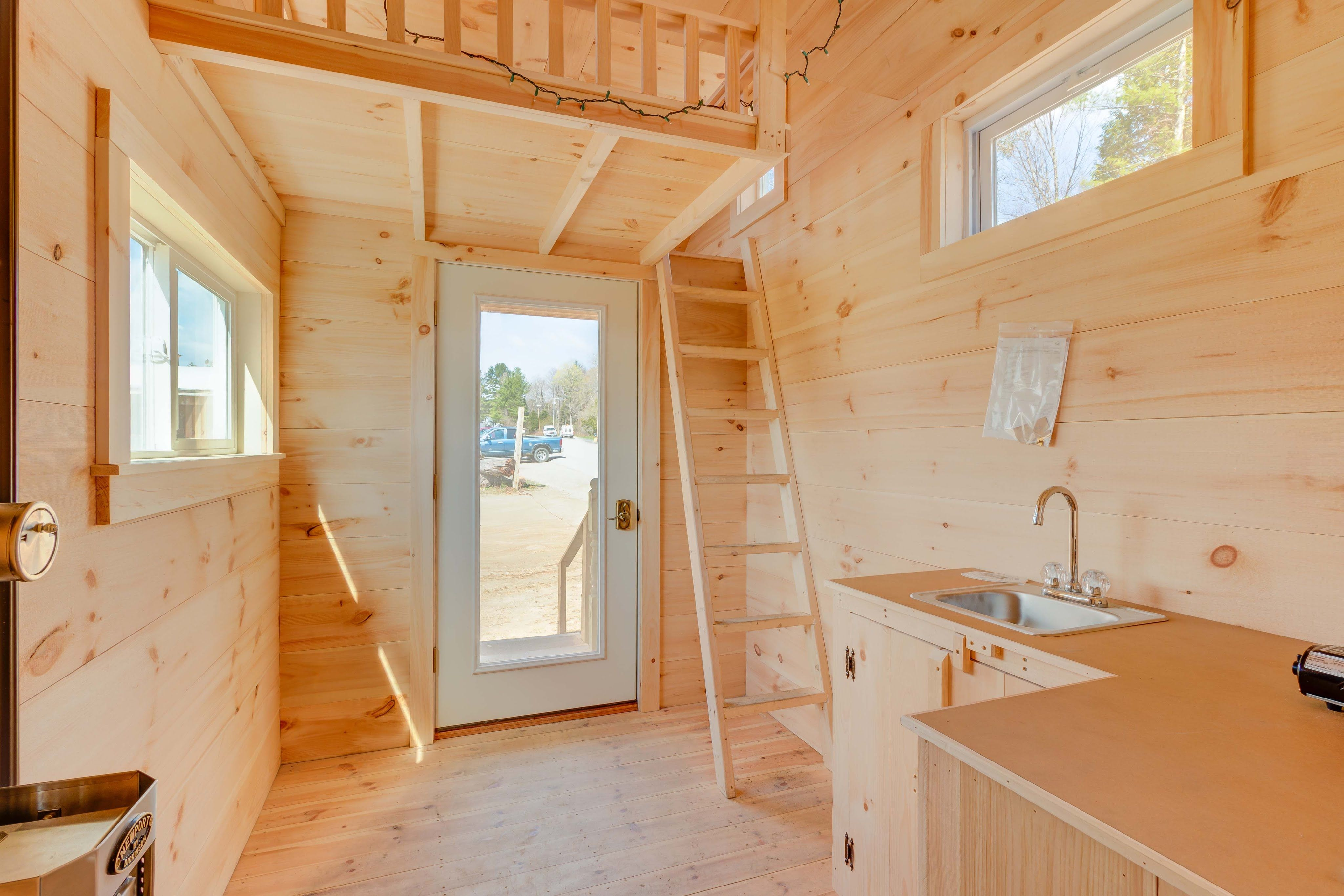 Living Large, A look into the Tiny House Movement. Jamaica Cottage ...